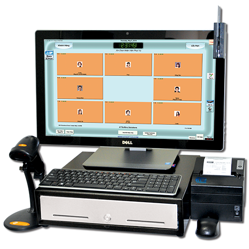 Merchant Atsoft Inc Specializing In Pos Systems
